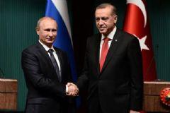Cumhurbaşkanı Erdoğan 23 Eylül'de Rusya'ya Gidiyor
