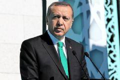 Erdoğan Rusya'da Cami Açılışını Yaptı