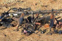 Bingöl'de 4 Terörist Öldürüldü