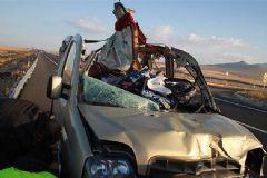 Niğde'de Trafik Faciası: 13 Ölü