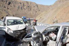 Bayram Tatilinin Kaza Bilançosu: 96 Ölü 465 Yaralı