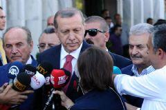 Cumhurbaşkanı Erdoğan'dan Hac Kazası Açıklaması