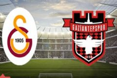 Galatasaray: 2 - Gaziantepspor: 1 Maç Sonucu