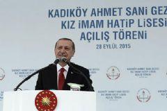 Erdoğan: 'Biz Tek Millet Olacağız'