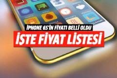 iPhone 6S'in Türkiye Fiyatı Belli Oldu
