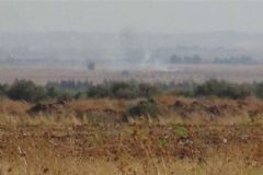 Suriye Sınırında Çatışma Sesleri Duyuldu