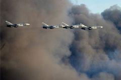 Rusya El-Kaide Hedeflerini Bombaladı