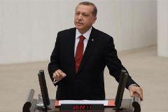 Erdoğan Yasama Yılı Açılışında Konuştu