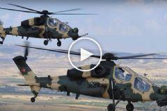 ATAK-Apache Helikopterlerinin Karşılaştırması