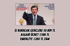 AK Parti Seçim Bildirgesi Açıklandı
