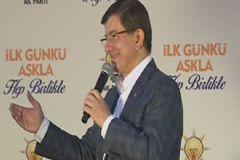 Davutoğlu: Mücadelemiz Silahlar Gömülene Kadar Sürecek