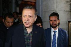 Erdoğan: Terör Örgütleri İslam'a Gölge Düşürmektedir