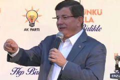 Başbakan Davutoğlu: HDP Terörle Selfie Çekmekten Vazgeçsin