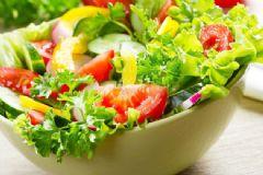Diyet Yemek Tarifleri - Nis Salatası