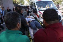 Ankara'daki Saldırıda Yaralananların Kimlikleri Belirlendi