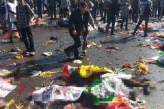 Ankara'daki Terör Saldırısında Ölü Sayısı Artıyor