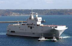 Ruslara Verilmeyen Helikopter Gemisi Mısır'ın