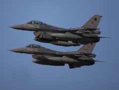 Suriye'den F-16'lara Taciz