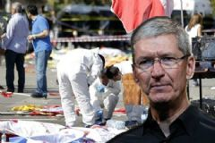 Apple CEO'su Tim Cook'tan Ankara Mesajı