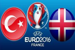 Türkiye-İzlanda Maçı İlk 11'leri