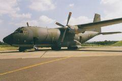 C-160 Nakliye Uçakları Savaş Uçağına Dönüştürüldü