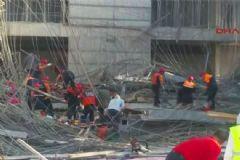 Balıkesir'de Hastane İnşaatı Çöktü: 2 İşçi Ölü