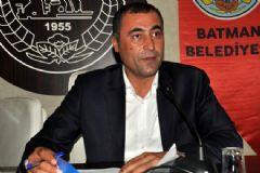 Batman Belediye Başkanı Sabri Özdemir Görevden Alındı