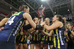Spor Toto Şampiyonlar Kupası'nın Sahibi Fenerbahçe