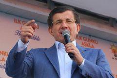 Davutoğlu'dan Bahçeli'ye: Bir Kez De Bu Millet İçin Evet Deyin'
