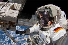 Astronotların Çektiği İlginç Selfieler