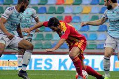 Kayserispor: 0 Fenerbahçe: 1 Maç Sonucu