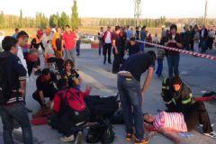 Tur Otobüsü ve TIR Çarpıştı: 1 Çocuk Öldü, 43 Yaralı