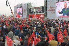 MHP'nin Yenikapı Mitingi Sönük Geçti
