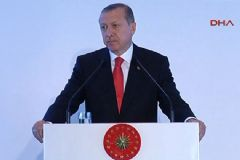 Erdoğan 3. Havalimanı Finansman İmza Töreninde Konuştu
