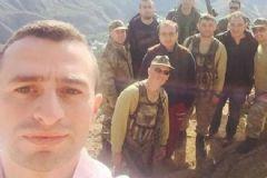 Karayılan 'Çıkamazsınız' Demişti, Kaymakam Selfie Çekti