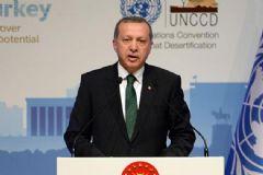 Erdoğan: Dünya Olup Bitene Seyirci Kaldı