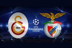 Galatasaray Benfica Maçı Ne Zaman Saat Kaçta Hangi Kanalda?