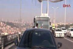 Boğaziçi Köprüsü'nde Metrobüs Kazası: 4 Yaralı