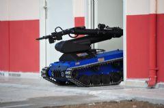 Bombaları Yerli Robot İmha Edecek