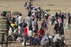 Türkiye'ye 50 Bin Mülteci Geliyor