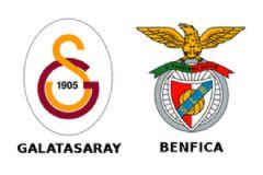 Galatasaray-Benfica Maçı İlk 11'leri