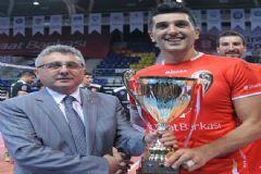 TSYD Ersin Uysal Voleybol Turnuvası'nın Şampiyonu Halkbank