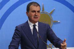 Ömer Çelik: Türkiye'nin Suriye Politikası Değişmedi