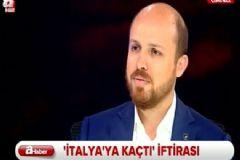 Bilal Erdoğan: Beni Buraya Işınlamadılar
