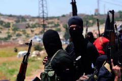 DAEŞ'e Katılmak İçin Sınır Geçen 3 Kişi Yakalandı