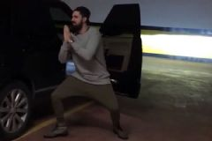 İdo'nun Dansı Sosyal Medyayı Salladı