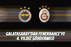 Galatasaray'dan Derbi Öncesi Fenerbahçe'ye Yıldızlı Gönderme