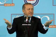 Erdoğan: Memur-Sen Olmasaydı, 28 Şubat'ı Çok Daha Ağır Yaşayabilirdik