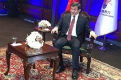 Başbakan Davutoğlu: Paralel Yapı HDP'ye Oy İstiyor