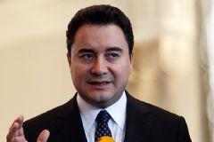 Ali Babacan Ak Parti'nin Oy Oranını Açıkladı